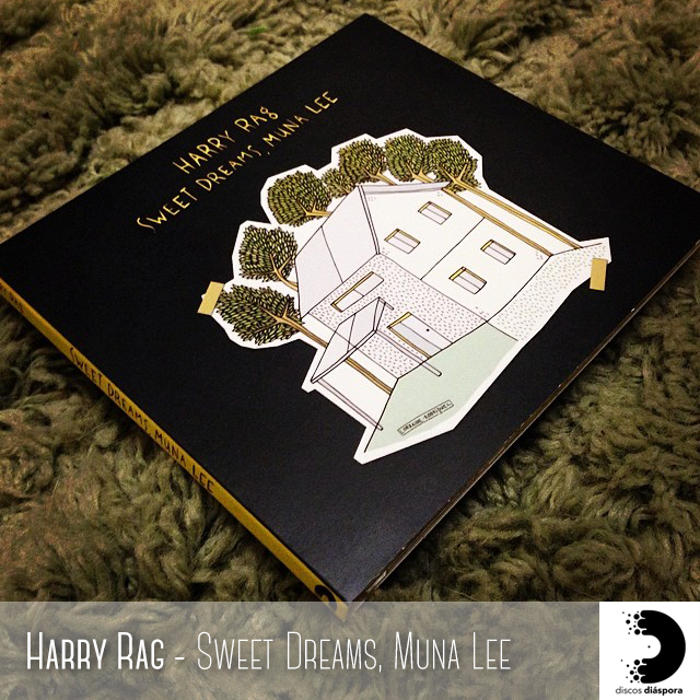 Harry Rag - Sweet Dreams, Muna Lee (DD-002, disco compacto)